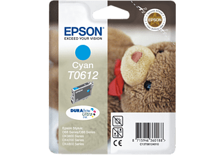 EPSON T0612 Cyaan (C13T06124020)