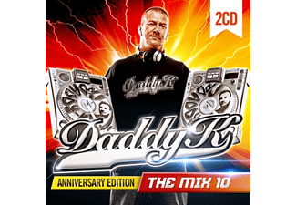 The Mix 10 - Anniversary Edition - Daddy K - CD