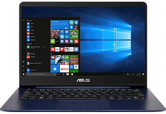 ASUS UX3430UQ-GV012T, Ultrabook mit 14 Zoll Display, Core™ i7 Prozessor, 16 GB RAM, 512 GB SSD, GeForce GTX 940MX, Royal Blue