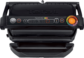 TEFAL GC7128 Optigrill+, Kontaktgrill, 2000 Watt
