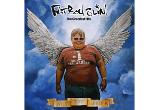 Fatboy Slim - Why Try Harder - The Greatest Hits CD