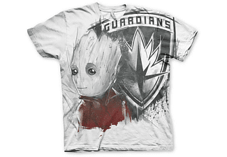 Guardians of the Galaxy Vol. 2 T-Shirt Groot Allover Print