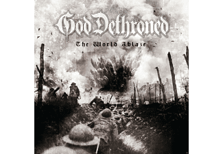God Dethroned - The World's Ablaze - (CD)