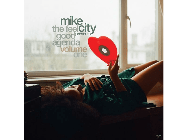 Mike City - THE FEEL GOOD AGENDA 1 [CD]