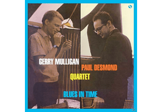 Gerry/paul Desm Mulligan - Blues In Time - (Vinyl)