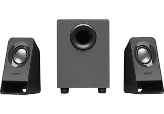 LOGITECH 980-001269 Z211 COMPACT USB POWERED SPEAKERS 3.5 M