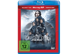 Rogue One: A Star Wars Story 2D & 3D - (3D Blu-ray (+2D))