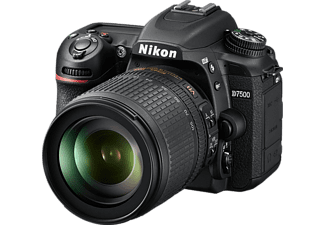 NIKON Appareil photo reflex D7500 + 18-105mm (VBA510K001)