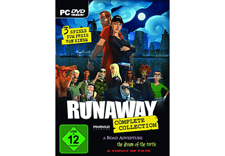 Runaway - Complete Collection -