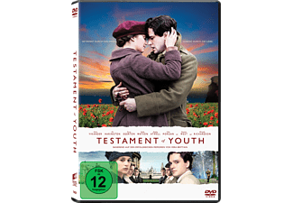 Testament of Youth - (DVD)