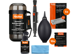 ROLLEI Reinigingsset Cleaning Kit Travel (27016)