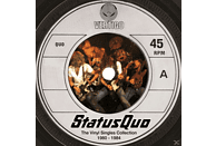 Status Quo - THE VINYL SINGLES COLLECTION 1980-1984 (LIMITED) [Vinyl]