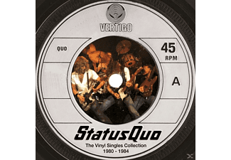 Status Quo - THE VINYL SINGLES COLLECTION 1980-1984 (LIMITED) - (Vinyl)
