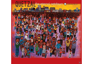 Quetzal - THE ETERNAL GETDOWN - (CD)