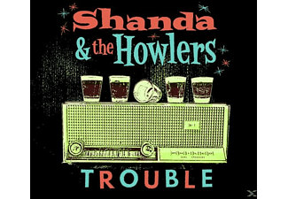 Shanda & The Howlers - TROUBLE - (CD)