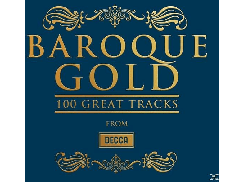 VARIOUS - BAROQUE GOLD 100 GREATEST TRACKS [CD]