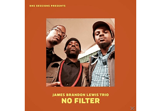 James Brandon Lewis Trio - NO FILTER - (CD)