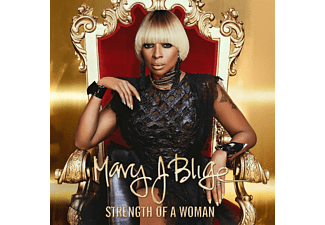 Mary J. Blige - Strength Of A Woman CD
