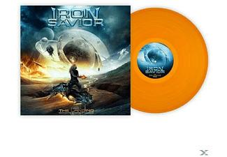 Iron Savior - The Landing (Gtf.180 Gr.Clear Orange Vinyl) - (Vinyl)