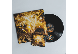 Trad.Attack - Kullakarva/Shimmer Gold - (LP + Bonus-CD)