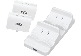 ORB Dual Charge Dock + 2 batteripack