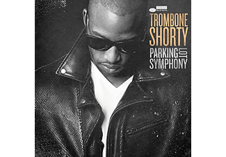 Trombone Shorty - Parking Lot Symphony (CD)