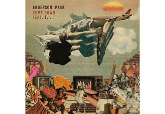 Anderson .Paak - COME DOWN FEAT T.I - (Vinyl)