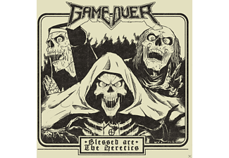 Game Over - BLESSED ARE THE HERETICS - (CD-Mini-Album)