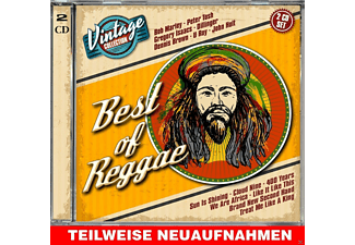 VARIOUS - BEST OF REGGAE-VINTAGE COLLECTION - (CD)