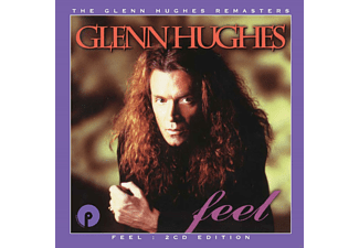 Glenn Hughes - FEEL (REMASTERED+EXPANDED EDITION) - (CD)