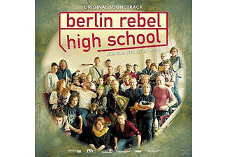 Eckes Malz, VARIOUS - BERLIN REBEL HIGH SCHOOL - (CD)