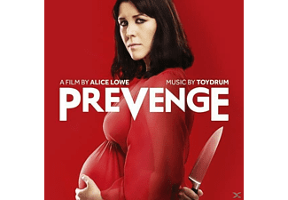 Toydrum - PREVENGE ORIGINAL SOUNDTRACK - (CD)