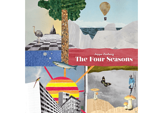 Jeppe Zeeberg - THE FOUR SEASONS - (Vinyl)