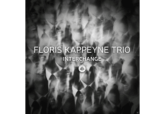 Floris Kappeyne Trio - INTERCHANGE - (CD)