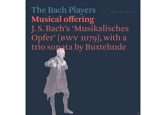 The Bach Players - MUSICAL OFFERING - (CD)