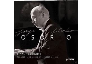 Jorge Federico Osorio - Final Thoughts - (CD)