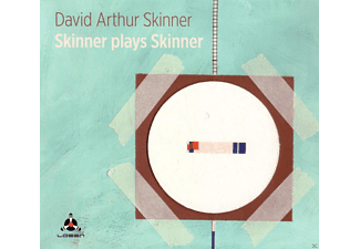 David Arthur Skinner - SKINNER PLAYS SKINNER - (CD)