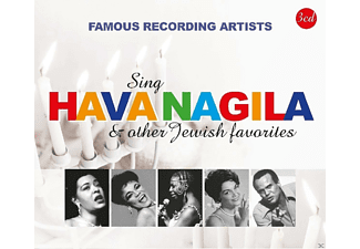 VARIOUS - HAVA NAGILA & OTHER JEWISH FAVORITES - (CD)