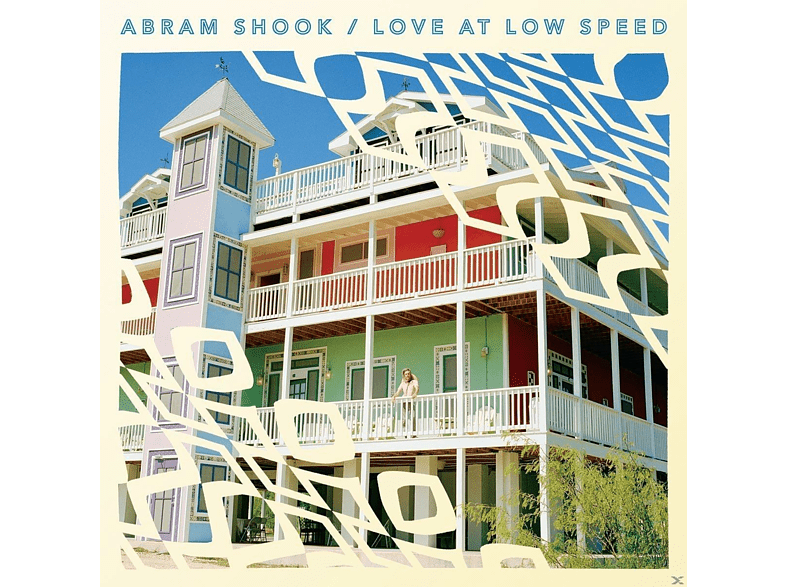 Abram Shook - LOVE AT LOW SPEED [Vinyl]