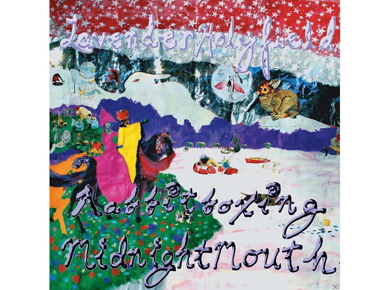 Lavender Holyfield - RABBITBOXING MIDNIGHTMOUTH (+MP3) [LP + Download]