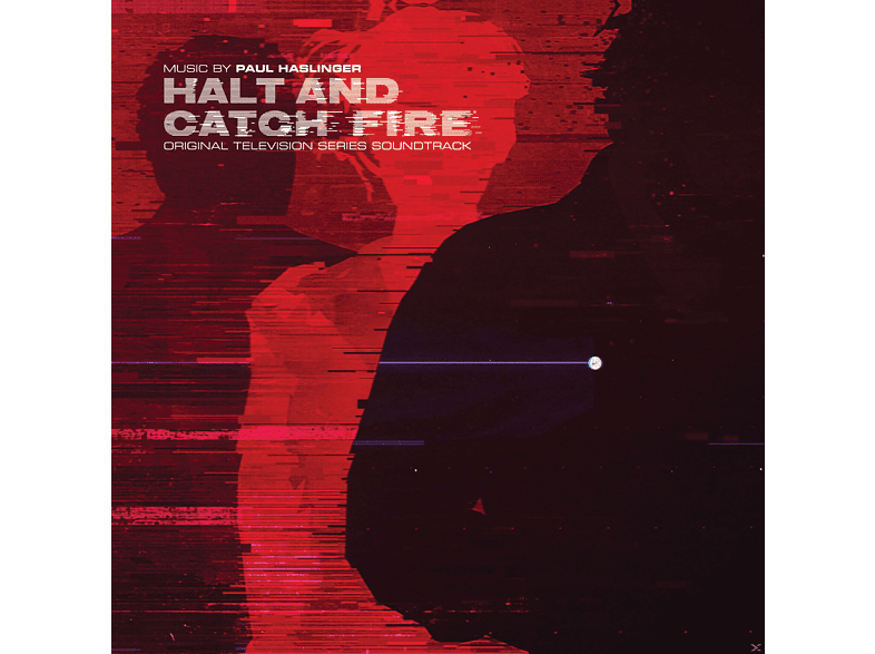 Paul Haslinger - HALT & CATCH FIRE ORIGINAL SOUNDTRACK [CD]