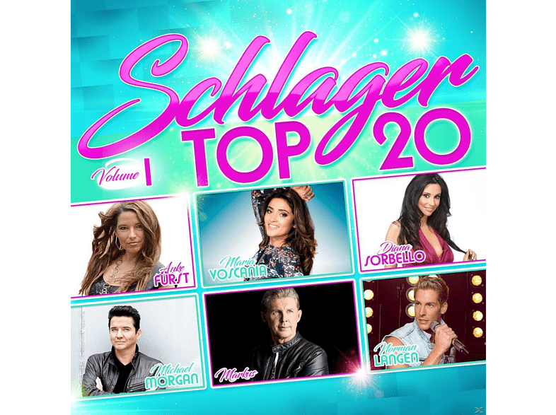 VARIOUS - SCHLAGER TOP 20.1 [CD]