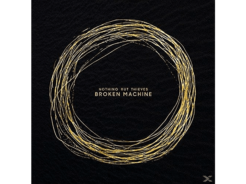 Nothing But Thieves - Broken Machine (Deluxe) [CD]