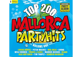 VARIOUS - Mallorca Party Hits Top 200 Vol.1 - (CD)