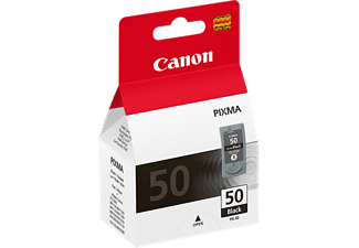 canon pg 50bk noir 0616b001 cartouche d 39 encre toner. Black Bedroom Furniture Sets. Home Design Ideas