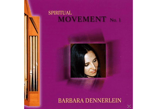 Barbara Dennerlein - Spiritual Movement No.1 - (CD)