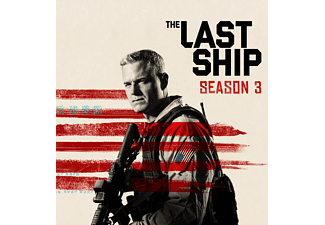 The Last Ship - Seizoen 3 - Blu-ray