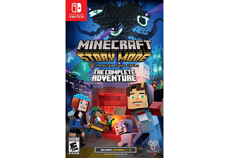Minecraft: Story Mode - The Complete Adventure (Episod 1-8)  Switch