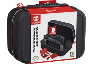 NINTENDO Switch Complete Deluxe Travel Case - Svart