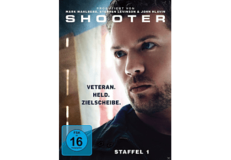 Shooter - Staffel 1 - (DVD)